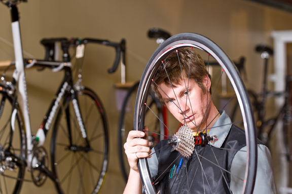 Bicycle Safety in Bicycle City - Bicycle Repair